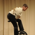 Unicycle Daring Escape